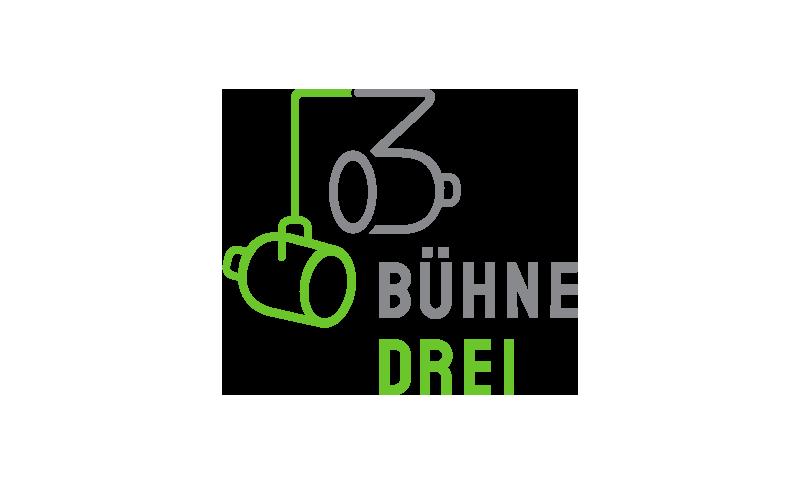 BÜHNE DREI Mediendesign und Druck